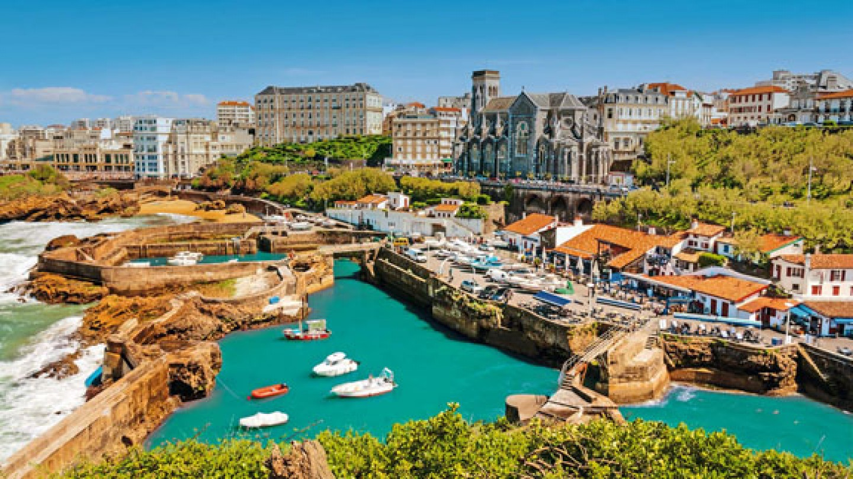 Vos vacances au pays basque en france luxairtours - Distance biarritz saint jean pied de port ...