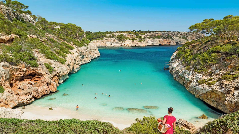 Mallorca Spanien Pauschalreisen Flug Hotel Direktfluge Von