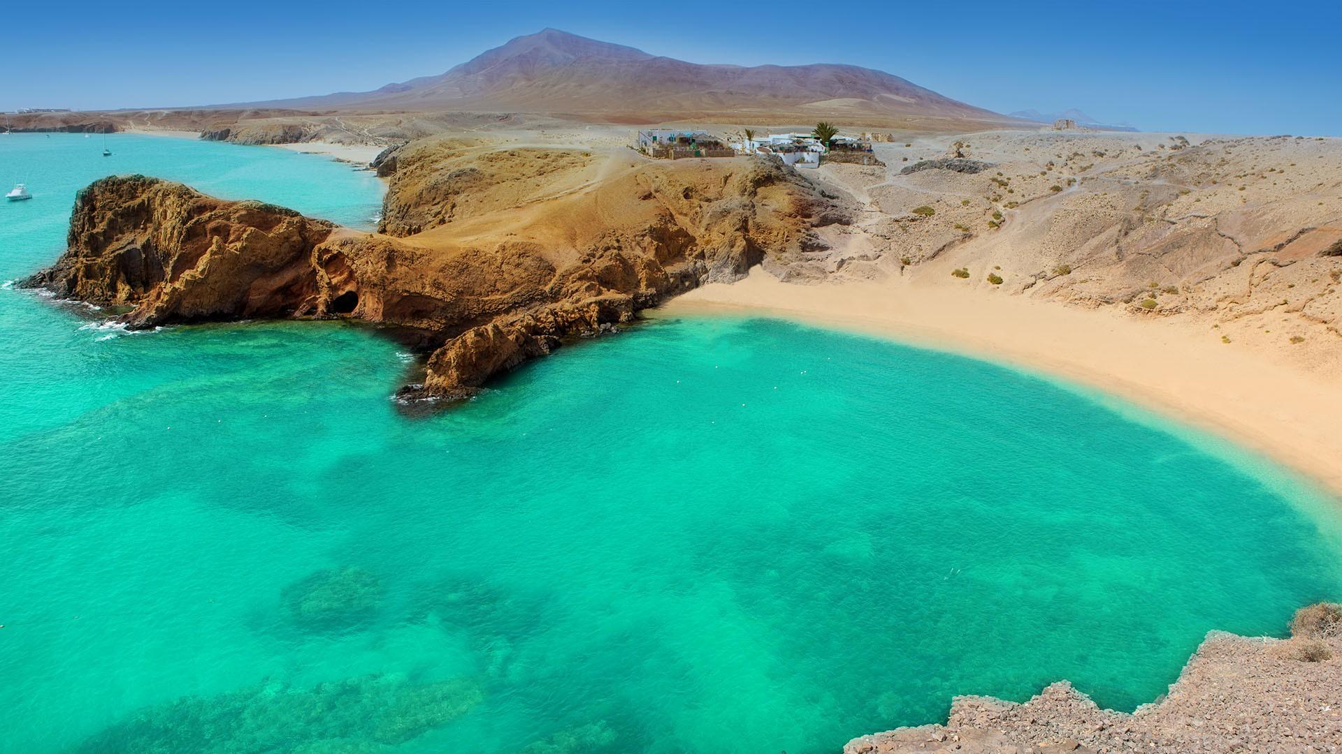 Vol Hotel Voiture Lanzarote