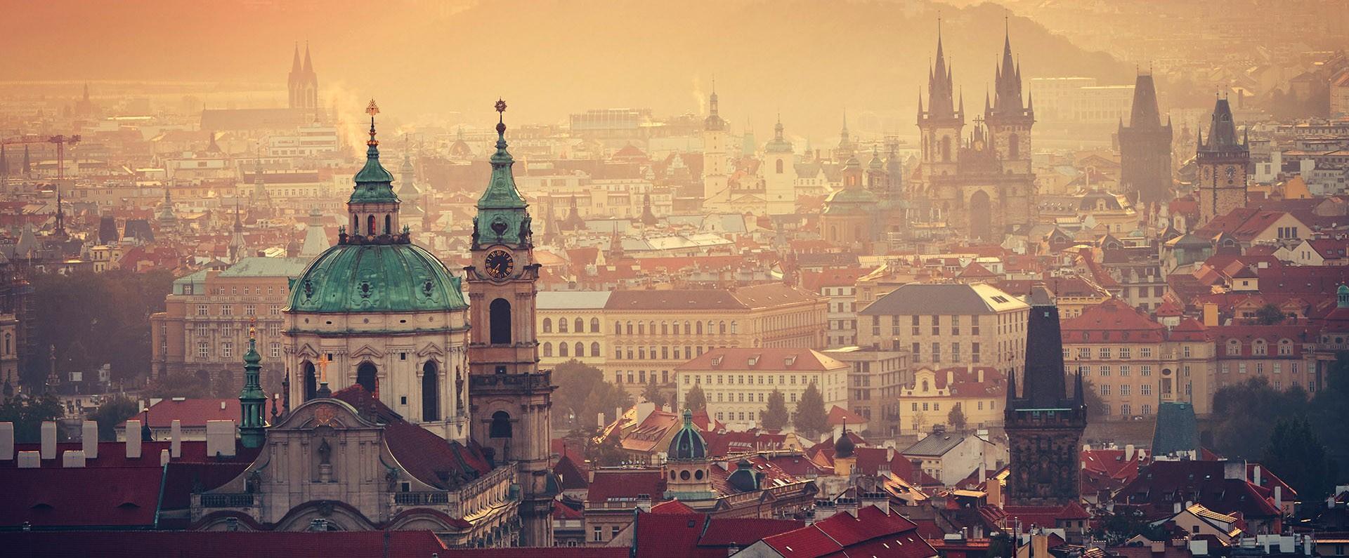 Vol Hotel Prague