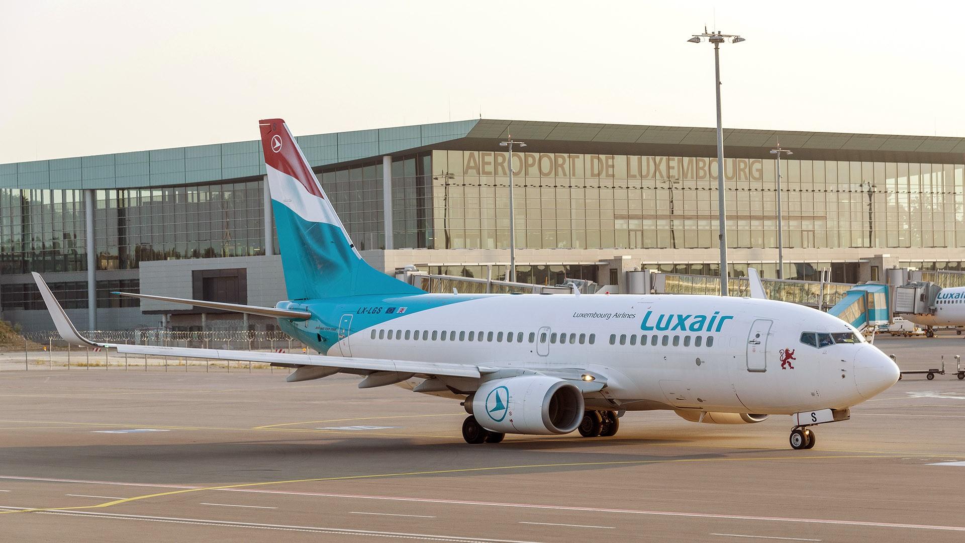 Anreise Flughafen Luxemburg Findel   LuxairTours on
