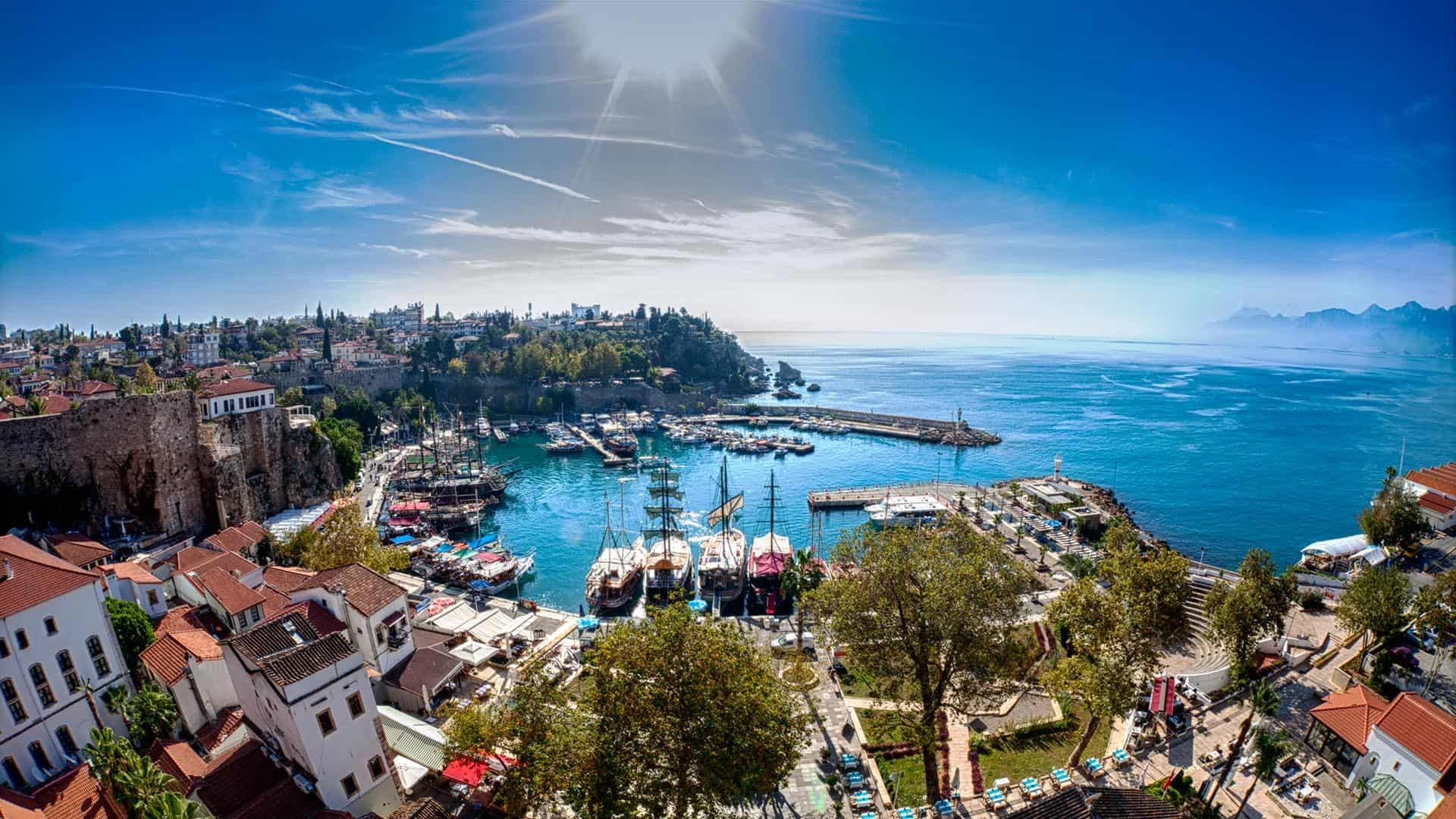 Antalya Turkei Pauschalreisen Flug Hotel Direktfluge Von